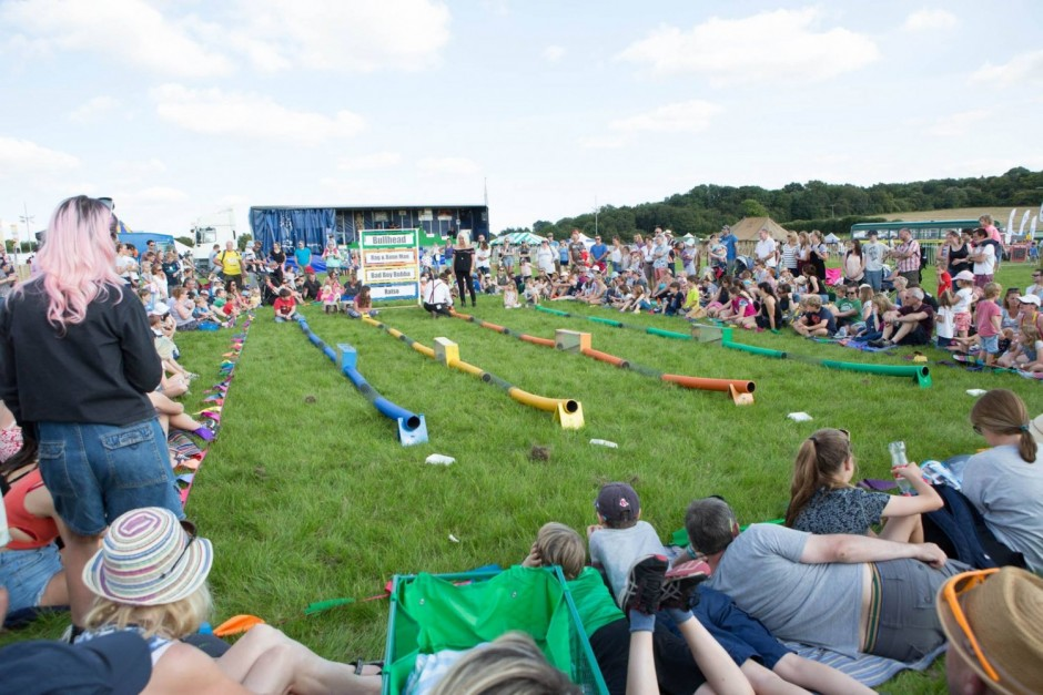 Ferret Racing at Carfest South, Wild In The Country Ltd