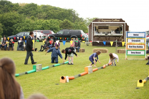 Country Show Ferret Racing