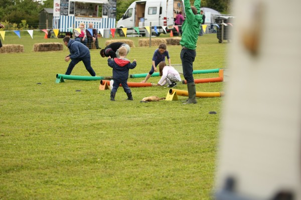 Ferret Racing North Norfolk Country Show